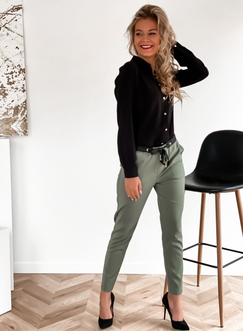 Spodnie Liverno khaki 3