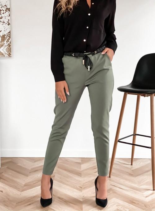 Spodnie Liverno khaki 4