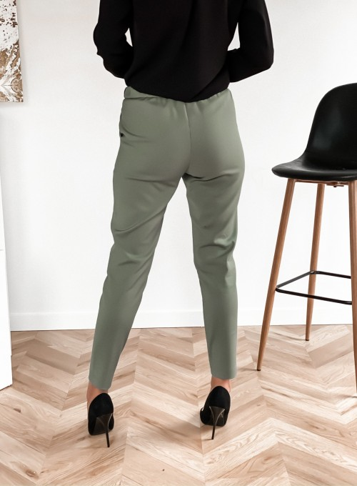 Spodnie Liverno khaki 5