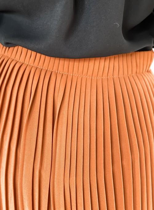 Spódnica Elizabeth karmel 5