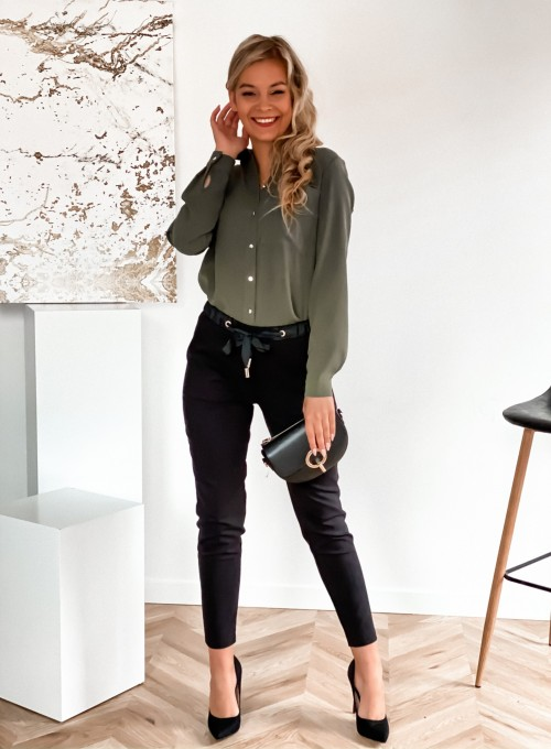 Spodnie Liverno czarne 3
