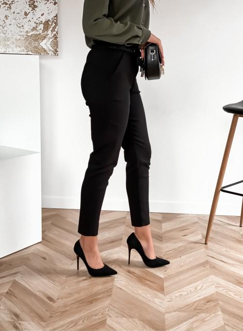 Spodnie Liverno czarne 2