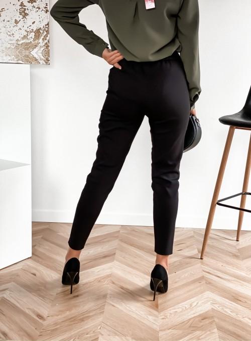 Spodnie Liverno czarne 5