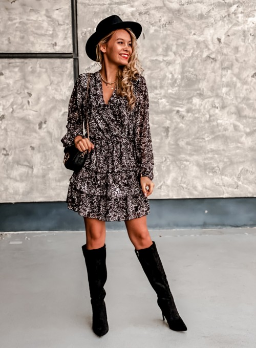 Sukienka Vidall Panther 3