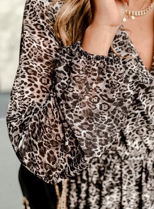 Sukienka Look Panther 4