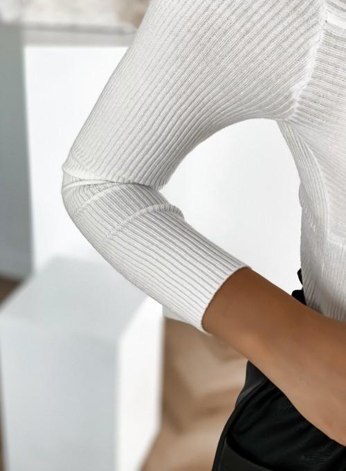Bluzka Erica śmietankowa 5