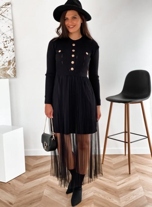 Sukienka Bonita czarna 1