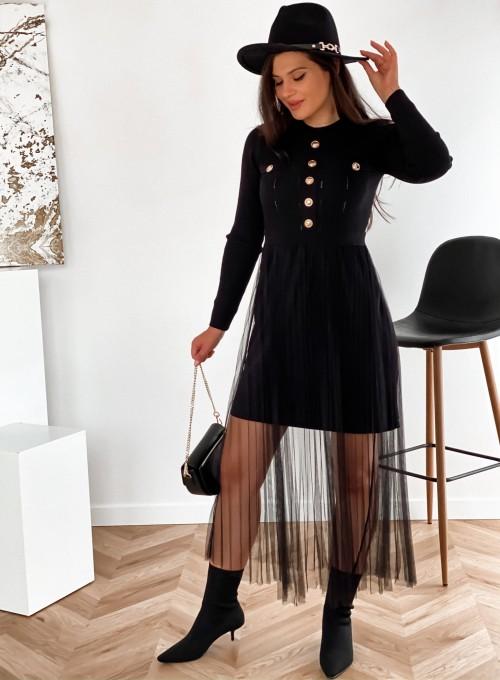 Sukienka Bonita czarna 2