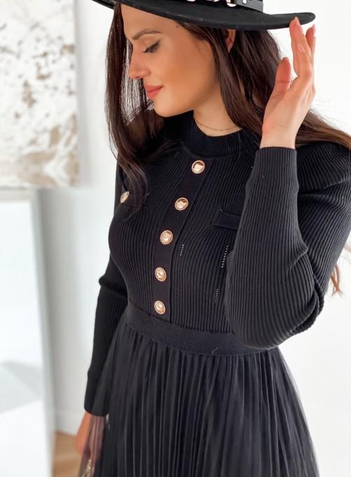Sukienka Bonita czarna 3
