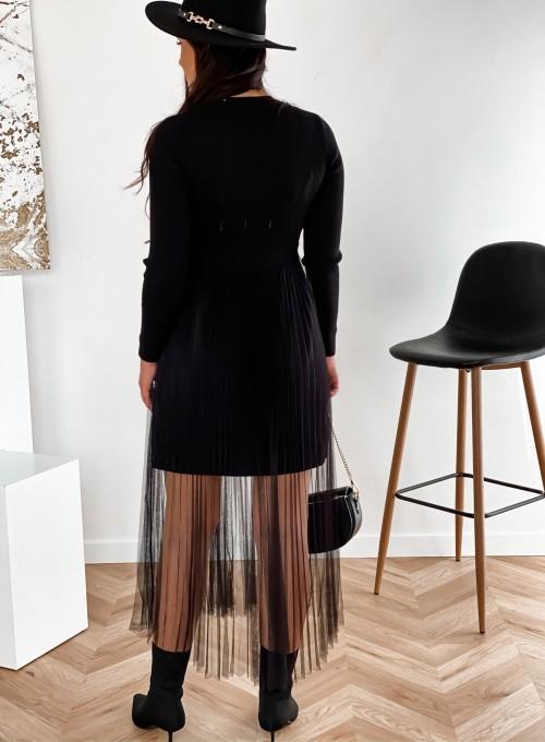 Sukienka Bonita czarna 5