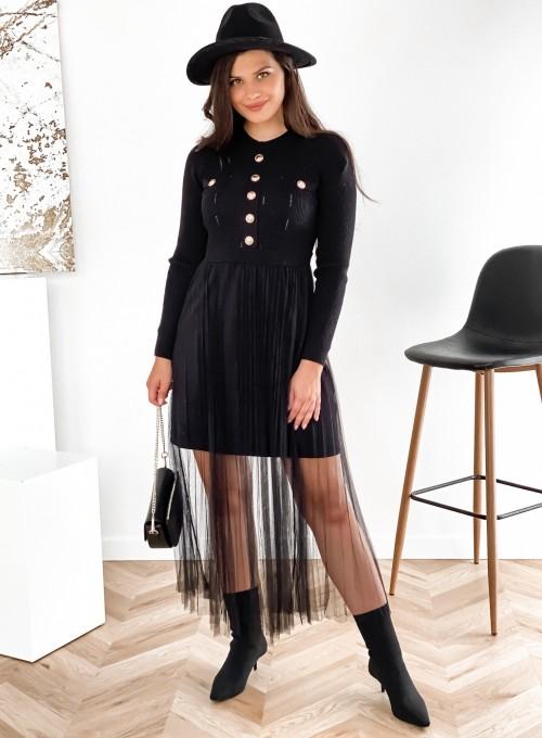Sukienka Bonita czarna