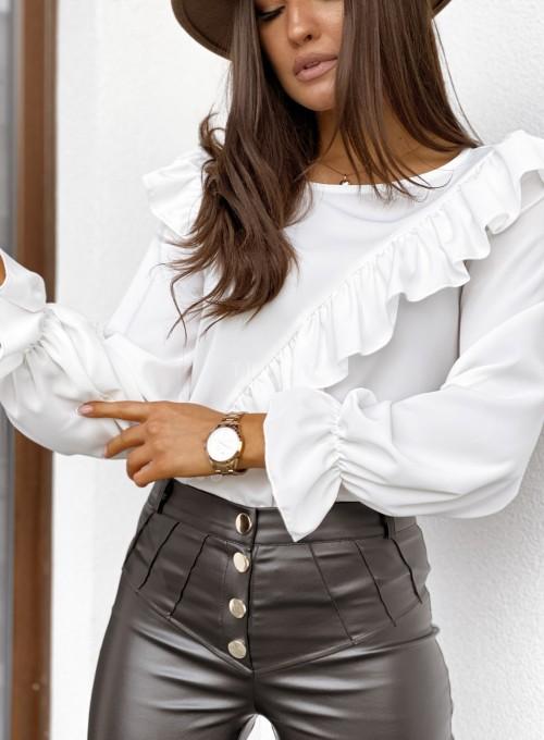 Bluzka Isabella śmietankowa 1