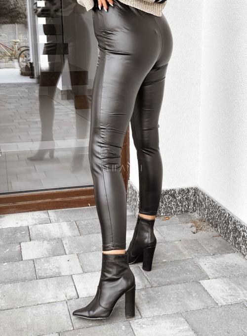 Spodnie z eko skóry leginsy Corrie 4