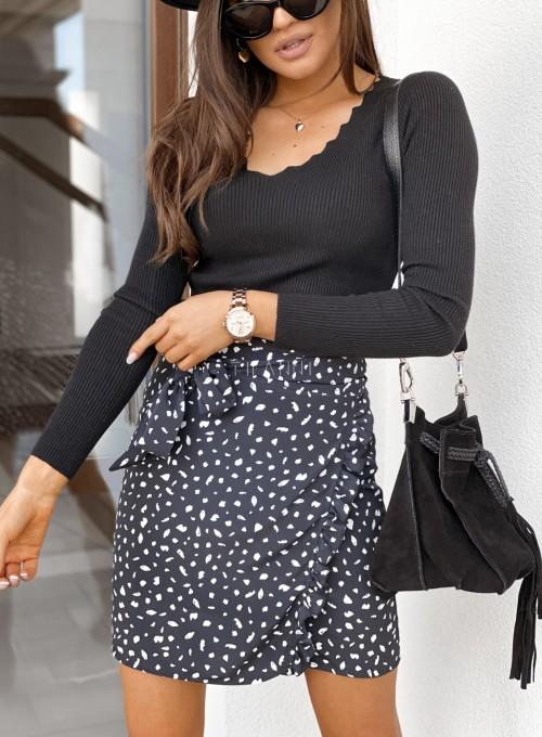 Bluzka Gambi w kolorze czarnym 1