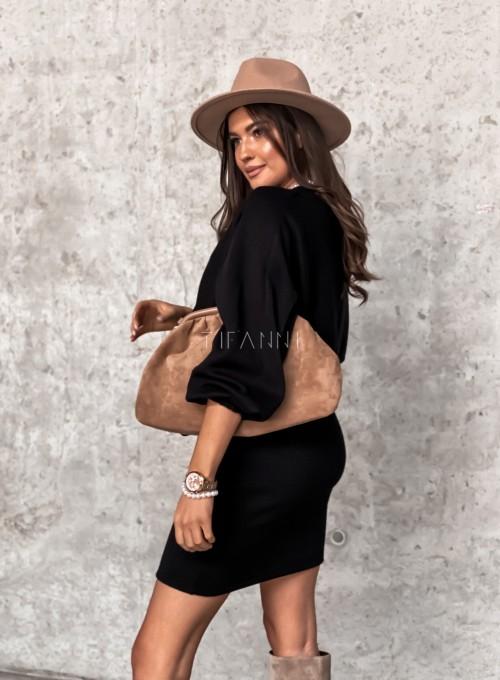 Sukienka Clody czarna 6