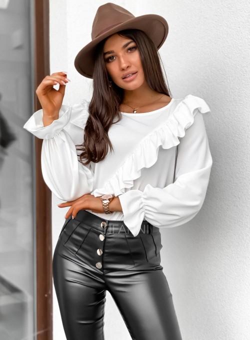 Bluzka Isabella śmietankowa