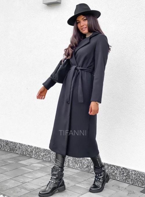 Płaszcz Moniqe czarny