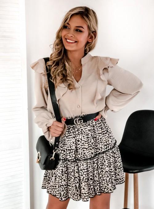 Koszula Ana beżowa