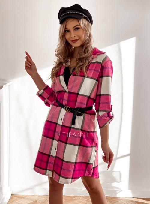 Koszula Erica pink
