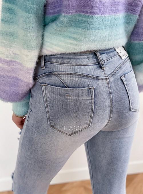 Spodnie jeansowe Daga 3