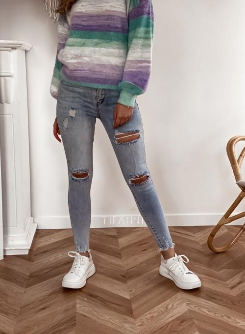 Spodnie jeansowe Daga 4
