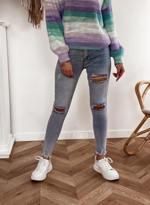 Spodnie jeansowe Daga 5