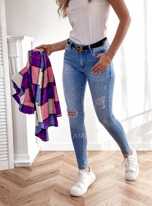 Spodnie jeansowe Cardin