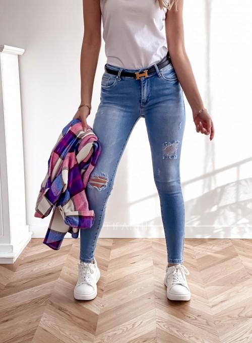 Spodnie jeansowe Cardin 2