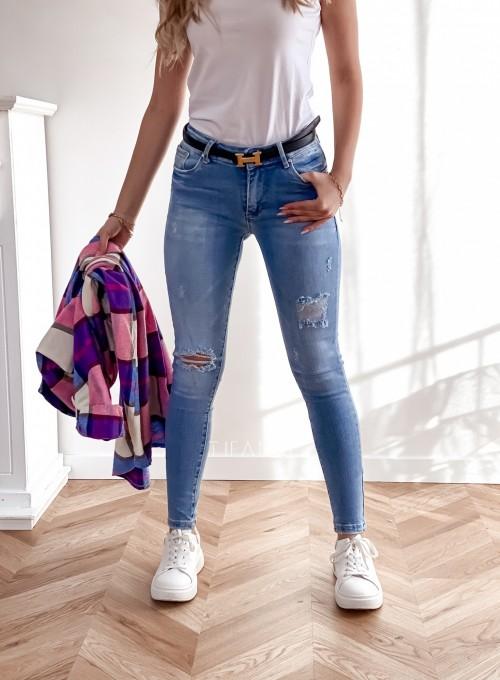 Spodnie jeansowe Cardin 4