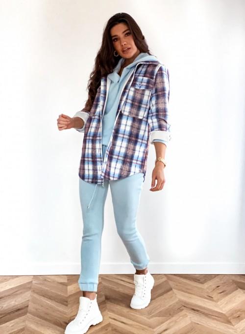 Koszula Tina w kratę 4
