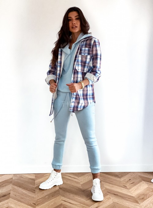 Koszula Tina w kratę 2