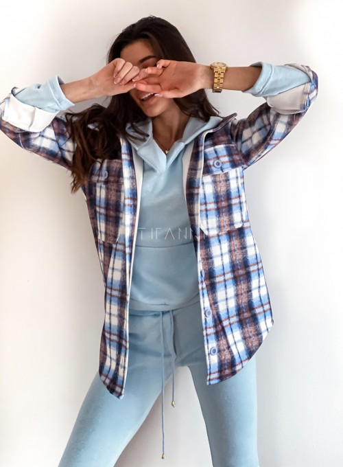 Koszula Tina w kratę 5