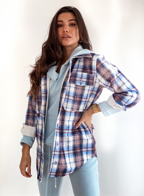Koszula Tina w kratę 6