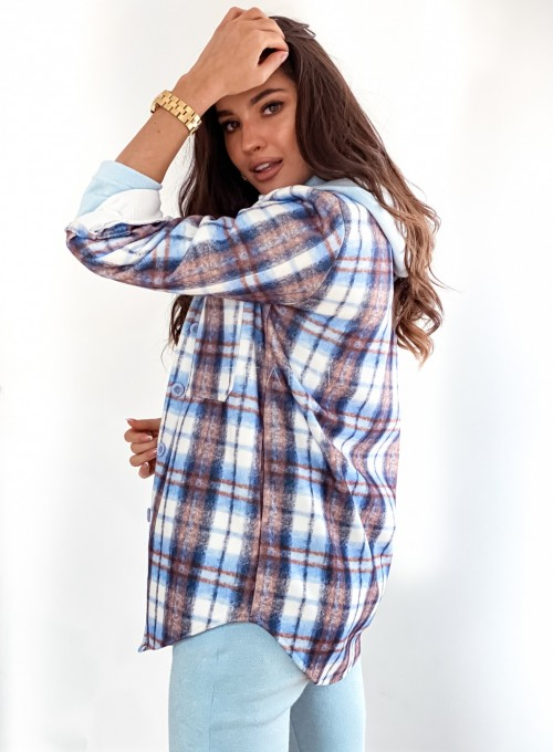 Koszula Tina w kratę 7