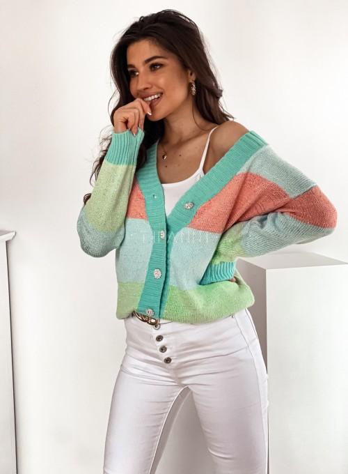 Sweter Ellis rozpinany 3