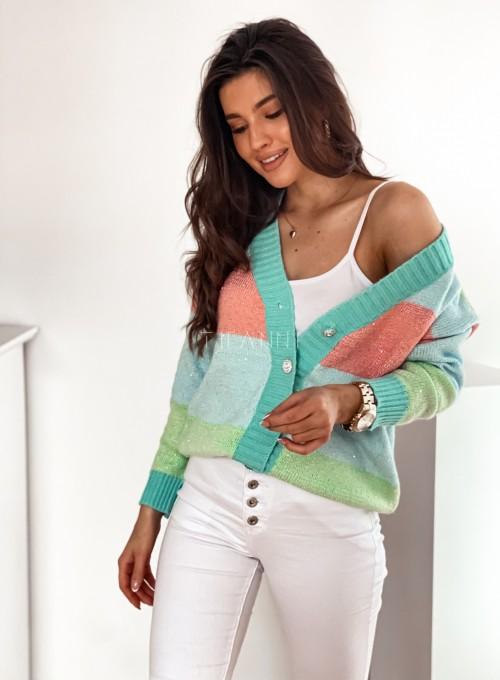 Sweter Ellis rozpinany 6