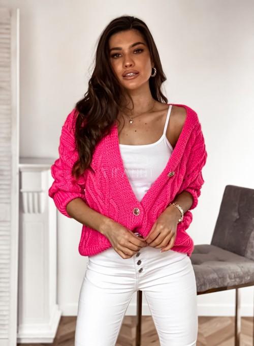 Sweter Lania pink 4