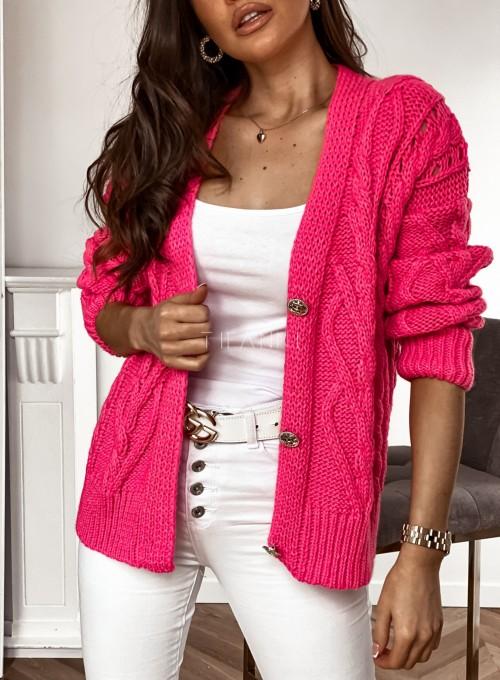 Sweter Lania pink 7