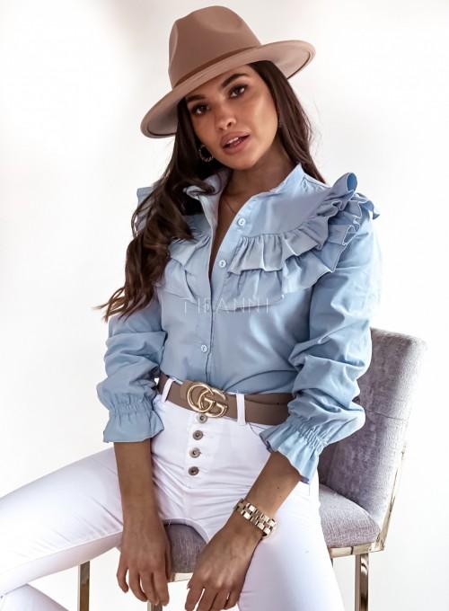 Koszula Pami blue jeans 4