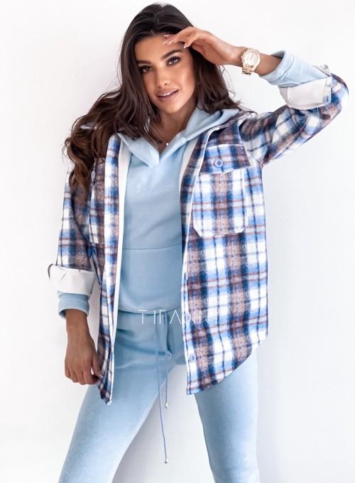 Koszula Tina w kratę