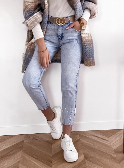 Spodnie jeansowe Mom Fit