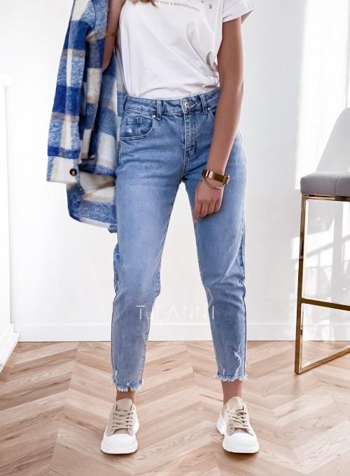 Spodnie jeansowe Mom Fit II