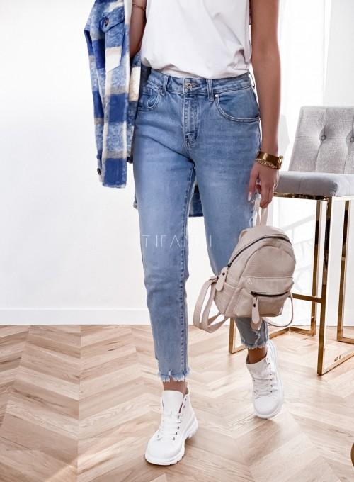 Spodnie jeansowe Mom Fit II 2