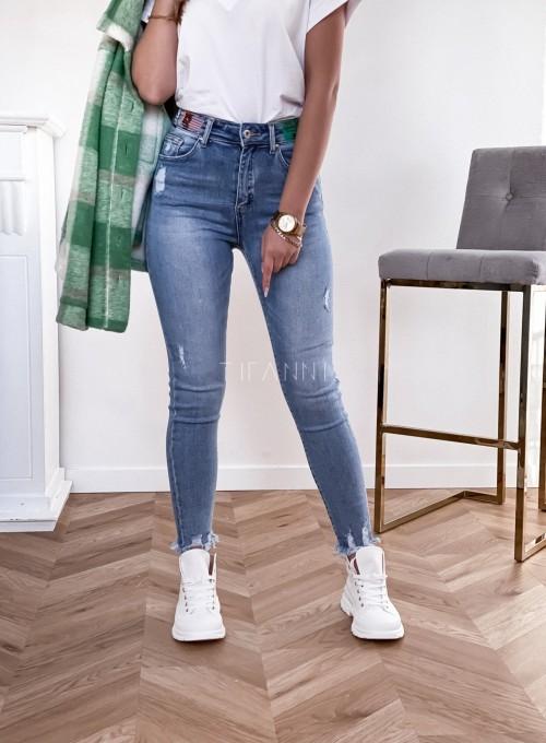 Spodnie jeansowe Draco 2