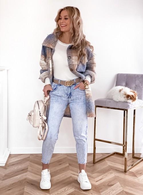 Spodnie jeansowe Mom Fit 1