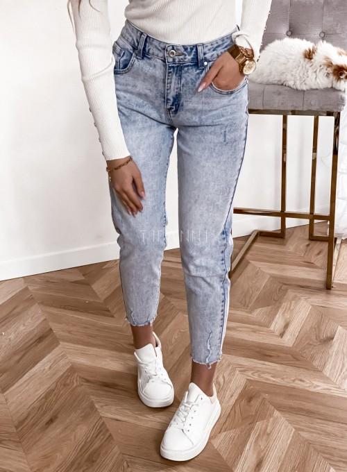 Spodnie jeansowe Mom Fit 2