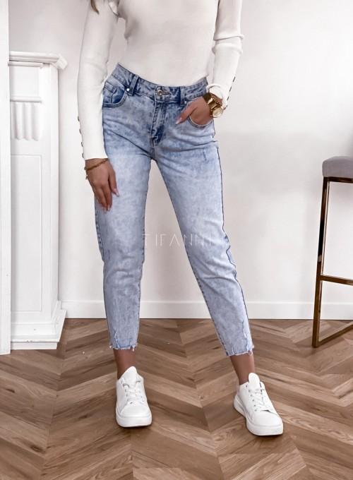 Spodnie jeansowe Mom Fit 6