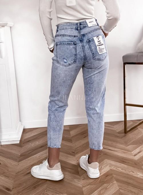 Spodnie jeansowe Mom Fit 7