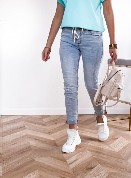 Spodnie jeansowe Daisy 2