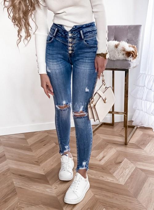 Spodnie jeansowe Zuzi 5